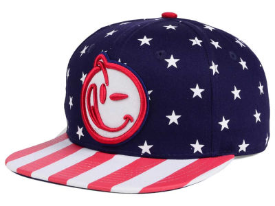 YUMS Star Spangled Snapback Cap