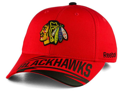 Chicago Blackhawks NHL Youth Left Wing Adjustable Cap
