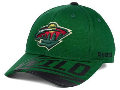 Minnesota Wild NHL Youth Left Wing Adjustable Cap