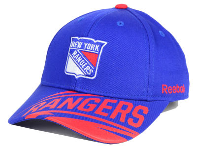 New York Rangers NHL Youth Left Wing Adjustable Cap