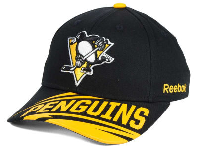 Pittsburgh Penguins NHL Youth Left Wing Adjustable Cap