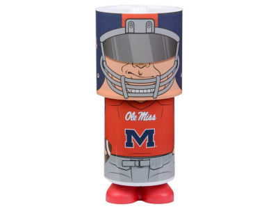 Ole Miss Rebels Game Night Lamp