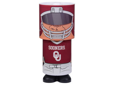 Oklahoma Sooners Forever Collectibles Game Night Lamp