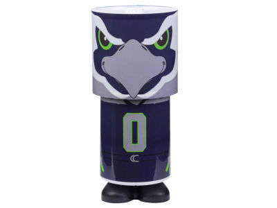 Seattle Seahawks Forever Collectibles Game Night Lamp