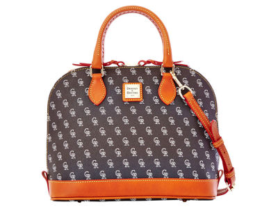 Colorado Rockies Dooney & Bourke Zip Zip Satchel