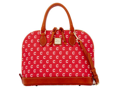 Cleveland Indians Dooney & Bourke Zip Zip Satchel