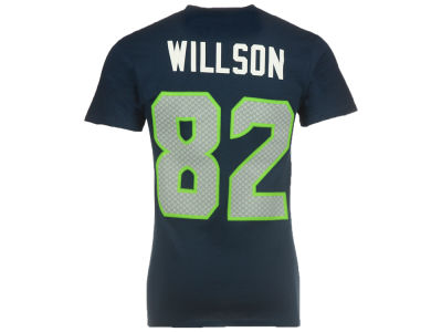 Seattle Seahawks Luke Willson Majestic NFL Men's Eligible Receiver III T-Shirt