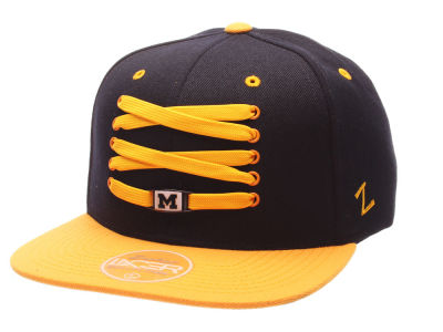 Michigan Wolverines Zephyr NCAA BB Lacer Snapback Cap