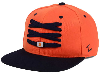Syracuse Orange Zephyr NCAA BB Lacer Snapback Cap