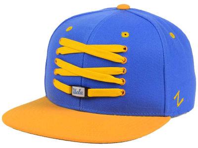 ae28c4ab792 UCLA Bruins Zephyr NCAA BB Lacer Snapback Cap