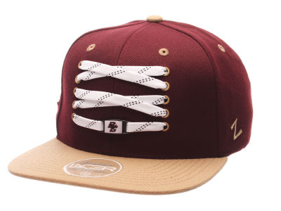 Boston College Eagles Zephyr NCAA HK Lacer Snapback Cap