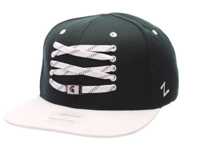 Michigan State Spartans Zephyr NCAA HK Lacer Snapback Cap