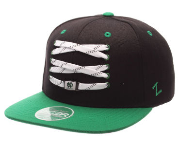 North Dakota Zephyr NCAA HK Lacer Snapback Cap