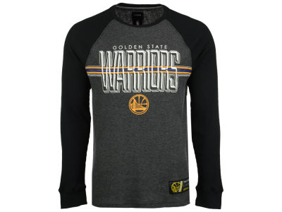 Golden State Warriors NBA Men's Co-Captain Thermal Long Sleeve T-Shirt