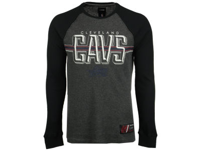 Cleveland Cavaliers NBA Men's Co-Captain Thermal Long Sleeve T-Shirt