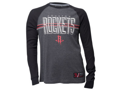 Houston Rockets NBA Men's Co-Captain Thermal Long Sleeve T-Shirt