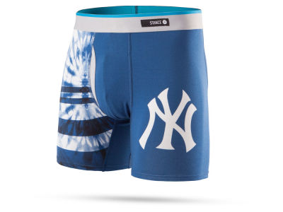 New York Yankees Stance MLB Men's Tie Dye Underwear