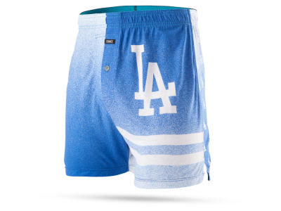Los Angeles Dodgers Stance MLB Men's Fade Underwear