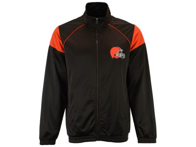 Cleveland Browns G-III Sports NFL Men's Track Jacket