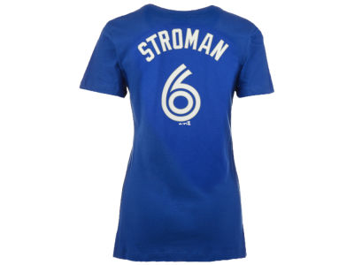 Toronto Blue Jays Marcus Stroman MLB Women's Player T-Shirt