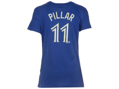 Toronto Blue Jays Kevin Pillar MLB Women's Player T-Shirt