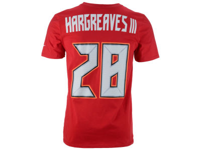 Tampa Bay Buccaneers Vernon Hargreaves, III Nike NFL Men's Pride Name and Number T-Shirt