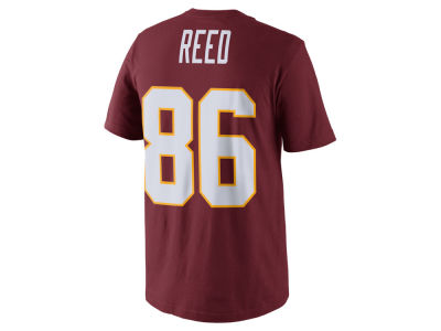 Washington Redskins Jordan Reed Nike NFL Men's Pride Name and Number T-Shirt