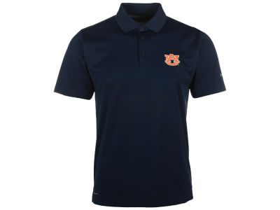 Auburn Tigers Columbia NCAA Men's Round One Polo Shirt