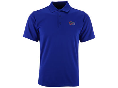 Florida Gators Columbia NCAA Men's Round One Polo Shirt