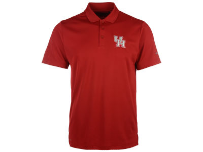 Houston Cougars Columbia NCAA Men's Round One Polo Shirt