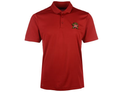 Maryland Terrapins Columbia NCAA Men's Round One Polo Shirt