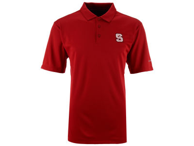 North Carolina State Wolfpack Columbia NCAA Men's Round One Polo Shirt