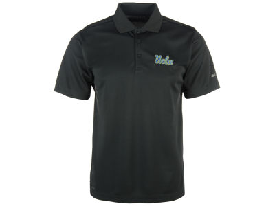 UCLA Bruins Columbia NCAA Men's Round One Polo Shirt