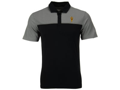 Arizona State Sun Devils Columbia NCAA Men's First Nine Polo Shirt