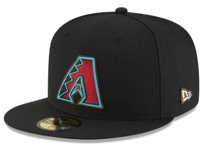 Arizona Diamondbacks New Era MLB Classic Leather Out 59FIFTY Cap