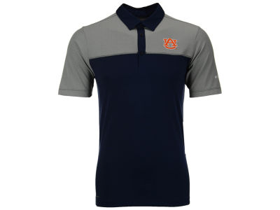 Auburn Tigers Columbia NCAA Men's First Nine Polo Shirt