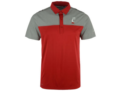 Cincinnati Bearcats Columbia NCAA Men's First Nine Polo Shirt