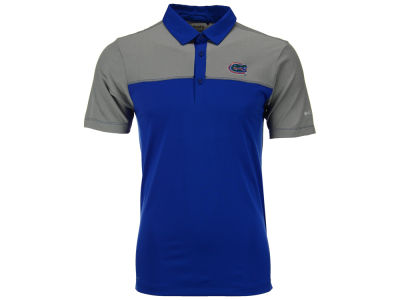Florida Gators Columbia NCAA Men's First Nine Polo Shirt