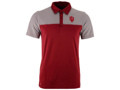 Indiana Hoosiers Columbia NCAA Men's First Nine Polo Shirt