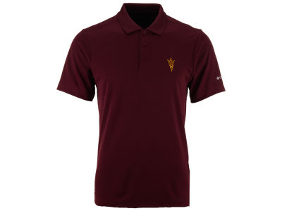 Arizona State Sun Devils Columbia NCAA Men's Round One Polo Shirt