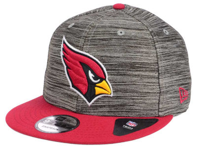 Arizona Cardinals New Era NFL Blurred Trick 9FIFTY Snapback Cap
