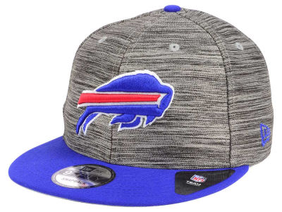 Buffalo Bills New Era NFL Blurred Trick 9FIFTY Snapback Cap