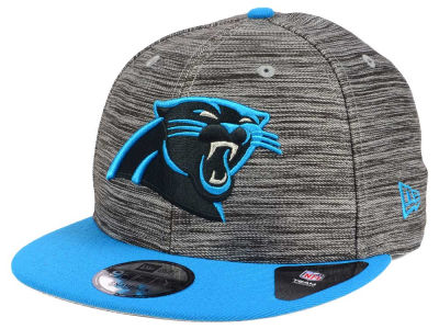 Carolina Panthers New Era NFL Blurred Trick 9FIFTY Snapback Cap