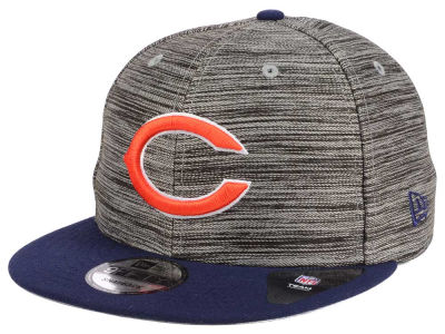 Chicago Bears New Era NFL Blurred Trick 9FIFTY Snapback Cap