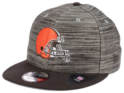 Cleveland Browns New Era NFL Blurred Trick 9FIFTY Snapback Cap