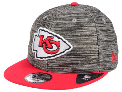 Kansas City Chiefs New Era NFL Blurred Trick 9FIFTY Snapback Cap