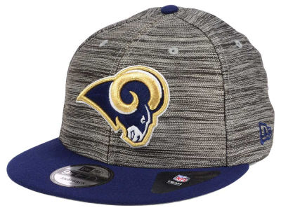 Los Angeles Rams New Era NFL Blurred Trick 9FIFTY Snapback Cap