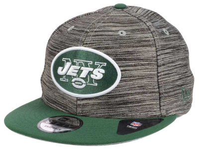 New York Jets New Era NFL Blurred Trick 9FIFTY Snapback Cap