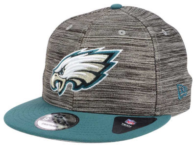 Philadelphia Eagles New Era NFL Blurred Trick 9FIFTY Snapback Cap
