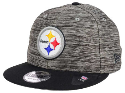 Pittsburgh Steelers New Era NFL Blurred Trick 9FIFTY Snapback Cap